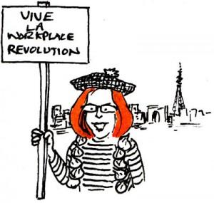 AM cartoon